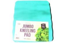 JUMBO GREEN GARDEN KNEELING PAD 18MM x 300MM x 345MM  - PRICED INDIVIDUALLY