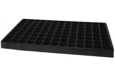 BLACK POLYSTYRENE 104 CELL PLUG PLANT SEED GROWING TRAY (Plug Volume: 30cc )   - PRICED INDIVIDUALLY